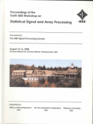 Workshop on Statistical Signal and Array Processing