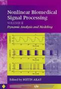 Nonlinear Biomedical Signal Processing