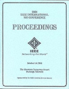 2001 IEEE International Silicon-on-Insulator Conference