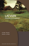 Latvian-Eng/Eng-Latvian Dictionary and Phrasebook
