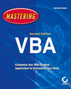 Mastering Microsoft VBA