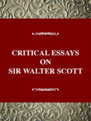 Critical Essays on Sir Walter Scott