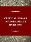 Critical Essays on Zora Neale Hurston