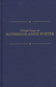 Critical Essays on Katherine Anne Porter