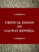 Critical Essays on Galway Kinnell