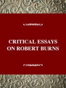 Critical Essays on Robert Burns