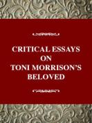 Critical Essays on Toni Morrison's Beloved