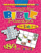 Through the Bible Puzzles for Kids 8-12