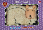 Little Lamb Baby Soft Cloth Book