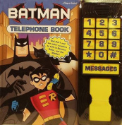Batman Telephone Book [Board book]