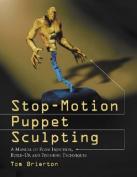 Stop-Motion Puppet Sculpting