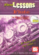 First Lessons Flute Book/CD Set