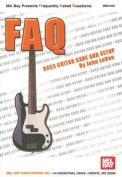 Bass Guitar Care and Setup
