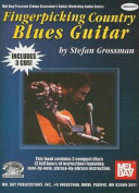 Fingerpicking Country Blues Guitar [With 3 CDs]