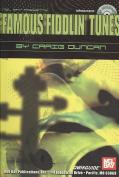 Famous Fiddlin' Tunes Qwikguide Book/CD Set