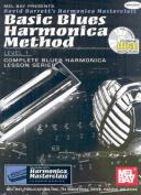 Basic Blues Harmonica Method Level 1 Book/CD Set