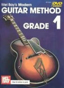 Modern Guitar Method Grade 1 [With DVD]