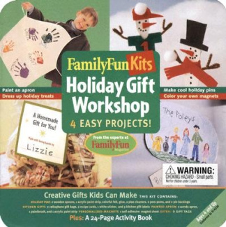 Family Fun Kits: Holiday Gift Workshop