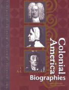 Colonial America: Biographies