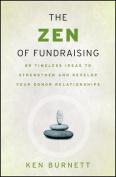 The Zen of Fundraising