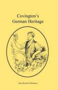 Covington's German Heritage