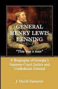 General Henry Lewis Benning