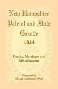 New Hampshire Patriot and State Gazette 1824
