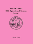 South Carolina 1860 Agricultural Census