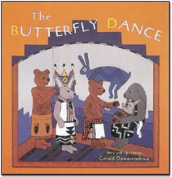 The Butterfly Dance (Tales of the People) [Board book]