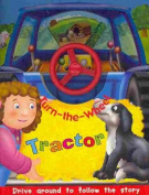 Tractor (Little Drivers) [Board book]