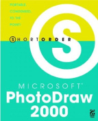 Short Order PhotoDraw 2000