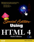 Using HTML 4 [Special Edition]