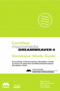 Certified Dreamweaver Developer's Study Guide