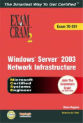 MCSE Implementing and Administering a Windows Server 2003 Network Infrastructure (Exam 70-276)