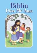 Biblia Dios Me Ama Azul [Spanish]