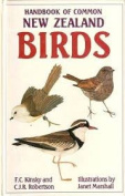 Handbook of Common New Zealand Birds