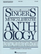 Singers Music Theatre Anthology: (Piano/vocal)
