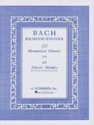 371 Harmonized Chorales