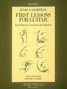 First Lesson for Guitar, Volume 1/Las Primeras Lecciones de Guitarra