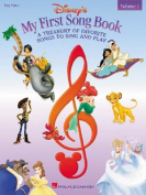 """""""Disney's"""" My First Songbook for Easy Piano"""