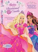Barbie & the Diamond Castle  : A Panorama Sticker Storybook (Barbie