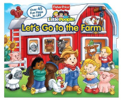 Let's Go to the Farm (Fisher-Price Little People (Reader's Digest Children's)) [Board book]
