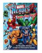 Marvel Heroes Save the Day