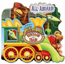 Dinosaur Train All Aboard! [Board Book]