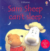 Sam Sheep Can't Sleep [Board Book]