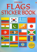 Flags Sticker Book [With Stickers]