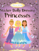 Princesses [With Stickers]