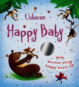 Happy Baby [With CD] [Board Book]