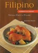 Filipino Homestyle Dishes