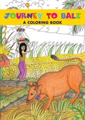 Free download Journey to Bali: Coloring Book PDF